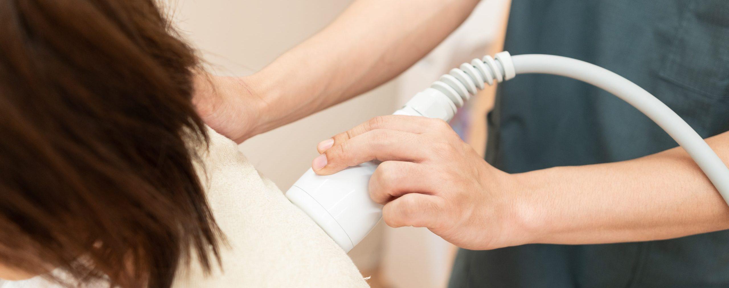 超短波治療|郡山で温熱療法は生田接骨院