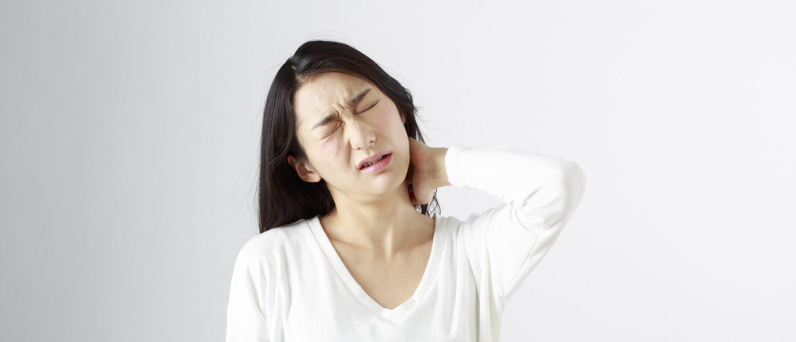 首の痛み|郡山市で首こりは生田接骨院